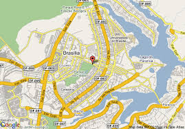 map of brasilia absolute location the city of brasilia is the sutori