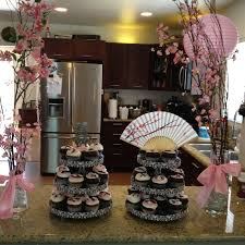 cakes by jake japanese cherry blossom themed baby shower u0026 grad party