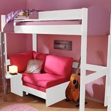White High Sleeper Bed Frame Stompa Casa 1 White High Sleeper With Sofa Bed Family Window