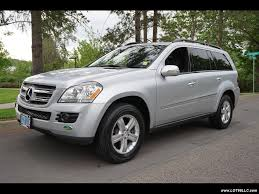 mercedes 3 row suv 2007 mercedes gl450 awd 3 row seating for sale in