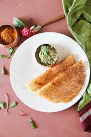 millet cuisine organic millet dosa with pudina chutney divinetaste