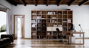 bibliotheque de bureau bibliothèque haute contemporaine pour bureau en bois la sala