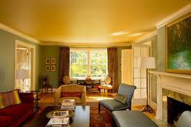 Ceiling Colors For Living Room How Do You Paint A Ceiling Without Any Drips Interior Painting
