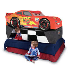 Blue Car Bed Bedroom Unique Twin Bed Tent Topper For Kids Bedroom Ideas