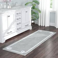 Cotton Bathroom Rugs 100 Cotton Bath Rugs Mats You Ll Wayfair