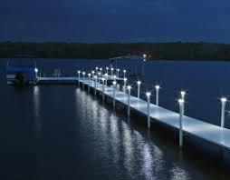 Solar Dock Lighting by Brock Bumper Solar Light