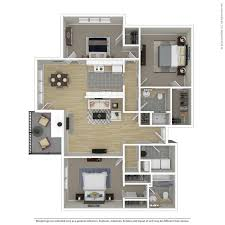 Barrington Floor Plan by Barrington At Mirror Lake Apartments In Apopka 407apartments Com