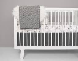 Black And White Crib Bedding Set Feather Blush Crib Bedding Set Olli Lime Black And White Crib