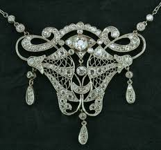 antique jewelry necklace images Antique jewelry shows fine craftsmanship mardon jewelers blog jpg