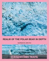 Frost Depth Map Canada by Realm Of The Polar Bear In Depth Brave Women Travel