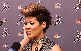 tessanne chin new hairstyle tessanne chin hair fashionsizzle