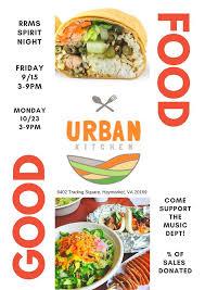 Urban Soup Kitchen Menu - urban kitchen haymarket asian grill home haymarket virginia