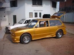 volkswagen modified thesamba com gallery brasilia 1975 modified