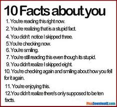 10 true facts about you jokes adsbby
