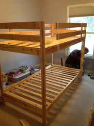 an update and building a triple bunk bed team vandervelde