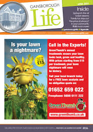 gainsborough life advert april 2016 by life publications issuu