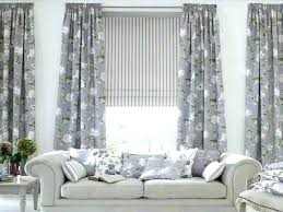 curtain ideas for large windows in living room large window decorating ideas large bay window curtain pole large
