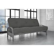 dhp vermont black futon frame 3105098 the home depot