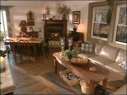 primitive decorated homes livingroom country style with hgtv primitive decor patterns diy