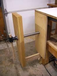Wooden Bench Vise Screws by Leg Vise Google Search Woodworking Workbench Pinterest