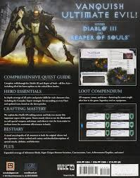 diablo iii reaper of souls ultimate evil edition signature series