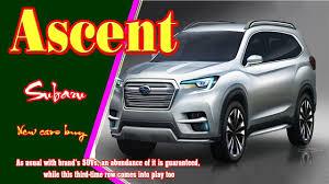 subaru cars prices 2019 subaru ascent 2019 subaru ascent price 2019 subaru ascent