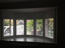 alluring bay window with square blinds windows also oaks gallery