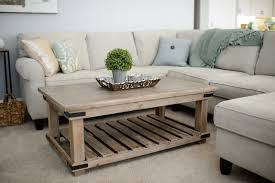 coffee table kit country style plans thippo