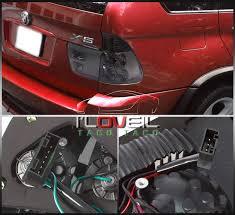 2002 bmw x5 tail light assembly bmw x5 e53 2000 2006 4pc euro brake tail lights signal l pair all