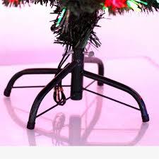 6ft 180cm christmas tree fiber optic pre lit xmas ttree with