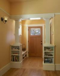 kitchen entryway ideas how to an entryway when you don t one open layout