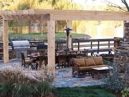 cheap outdoor kitchen ideas designforlifeden pertaining to outdoor