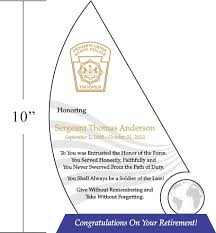 retirement plaque wording 25 images of retirement proclamation template for chief