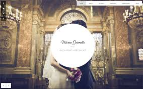 the best wedding websites 25 beautiful wedding themes 2014 smashthemes