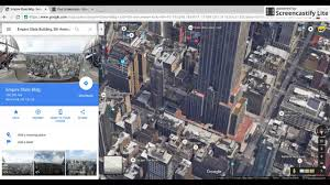 Google Maps New York City by Google Maps 3d Feature Youtube