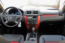 ford fusion 2010 price review 2010 ford fusion sport autoblog