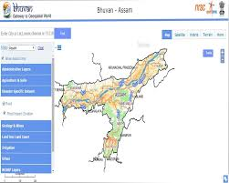Brahmaputra River On Map Status Of Environment Related Issues Assam Envis Centre Ministry