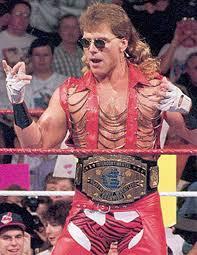 Shawn Michaels Halloween Costume Shawn Michaels Heartbreak Kid Wrestler Fantasy Profile