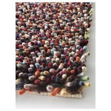 Jute Rug Ikea Tips Multi Color Honeycomb Shag Rug Ikea For Floor Decoration Ideas