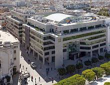 si e banque de banque internationale arabe de tunisie wikipédia