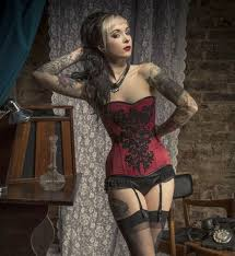 valkyrie corsets church of halloween