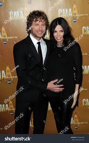 dierks bentley son dierks bentley cassidy black 44th annual stock photo 100228592