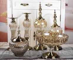 2016 new design glass crystal home decor interior decorating with