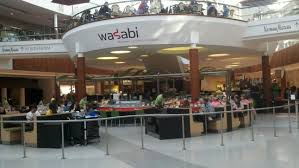 Natick Mall Floor Plan Interesting Sushi Bar In Natick Mall Review Of Wasabi Natick