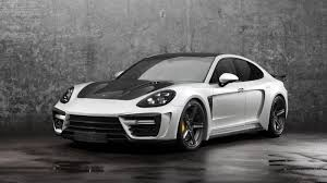 gray porsche panamera 2018 porsche panamera stingray gtr by topcar review top speed