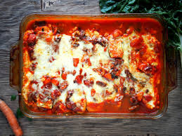Cottage Cheese Dishes by Protein Rich Zucchini Noodle Lasagna With Cottage Cheese The