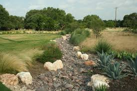 chic backyard drainage ideas drainage ditch landscaping drainage