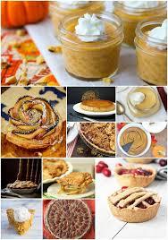 healthy thanksgiving desserts