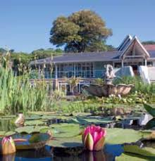 Ventnor Botanic Gardens Visitor Centre Ventnor Botanic Garden