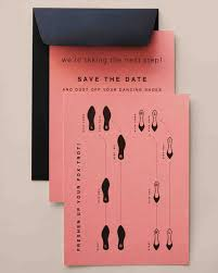 save the date designs things invitations and save the dates martha stewart weddings